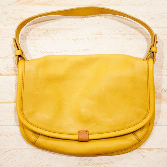 UGG Bags | Ugg Mustard Yellow Sheepskin